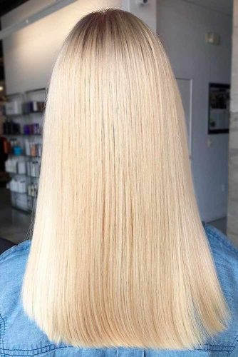 Blonde Colors for Long Hair Styles