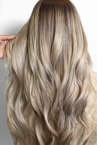 Silky Hairstyles for Long Hair