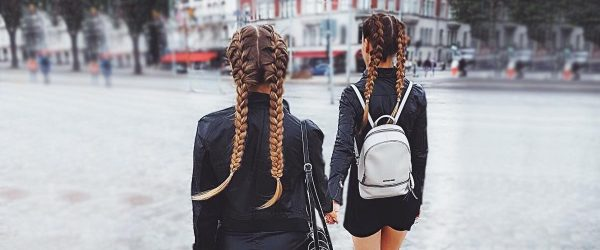 30 Cool Braided Back to School Hairstyles