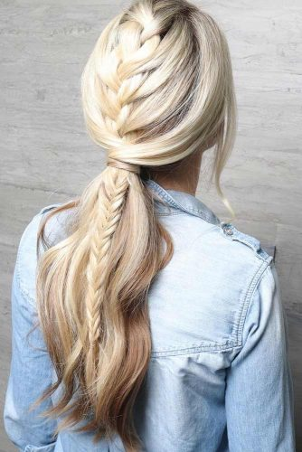 Perfect Braided Pony picture 1