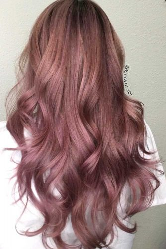 Beautiful Chocolate Lilac Hair picture1