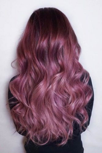 Chocolate Lilac Hair to Try picture2