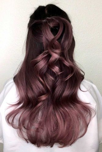 Trendy Hair Color in 2018 picture1