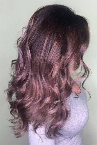Beautiful Chocolate Lilac Hair picture3