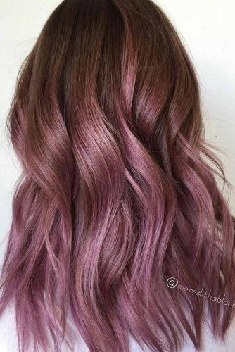Chocolate Lilac Hair to Try picture3
