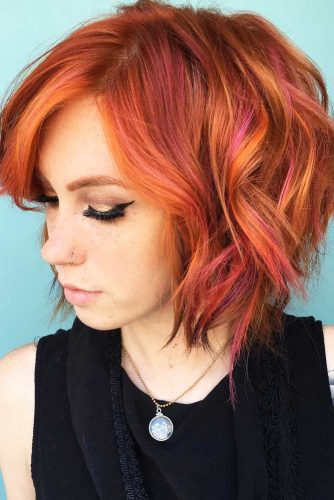 Juicy and Fun Short Layered Haircuts picture 3