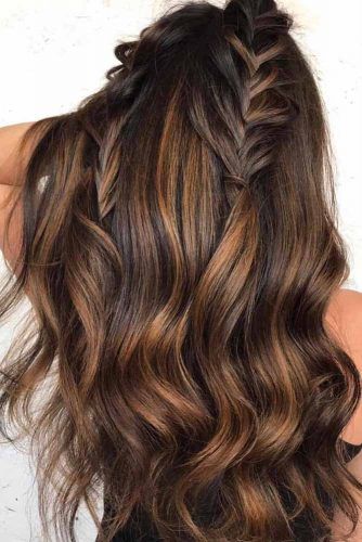 Double Braids For Long Hair #homecominghairstyles #homecoming #hairstyles #braids #longhair