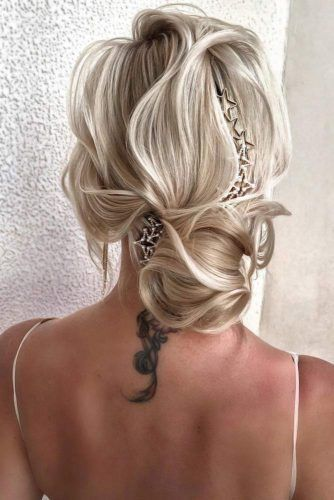 Stars Accessories #homecominghairstyles