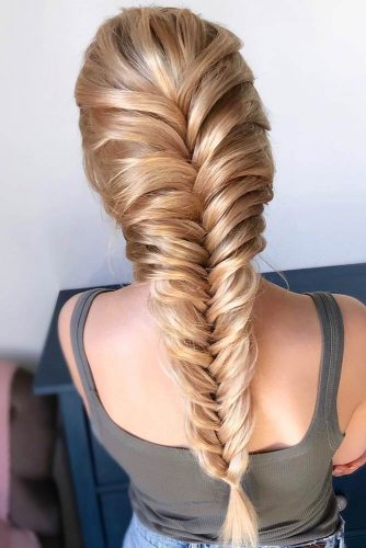 Fishtail Braids Options Sleek #braids