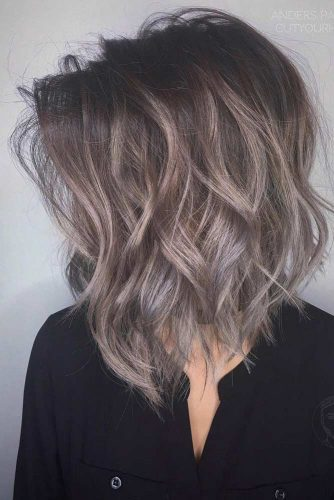 Wavy Balayage Hair picture 1