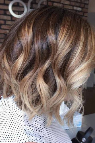 Trendy Look for Middle Length Hair picture 3