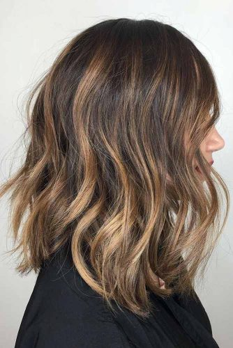 Wavy Balayage Hair picture 2