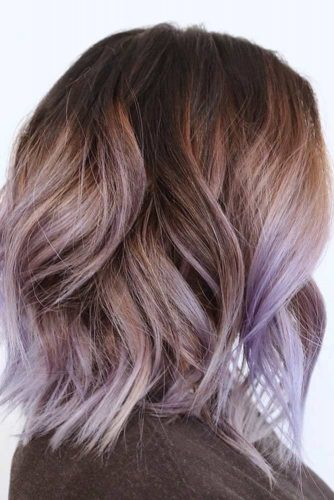 Trendy Look for Middle Length Hair picture 1