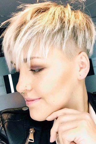 Disconnected Pixie #pixiecut #haircuts #longpixie #shorthair