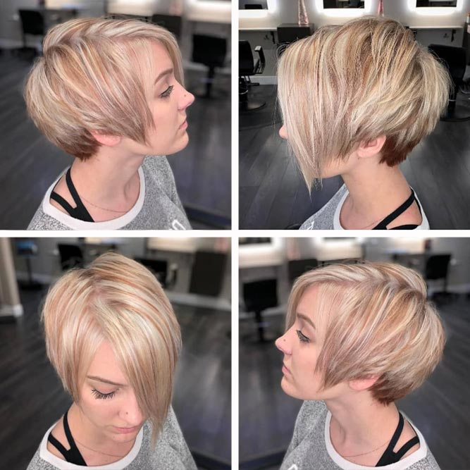 Feathered And Tapered Pixie Style #pixiecut #haircuts #longpixie #shorthair