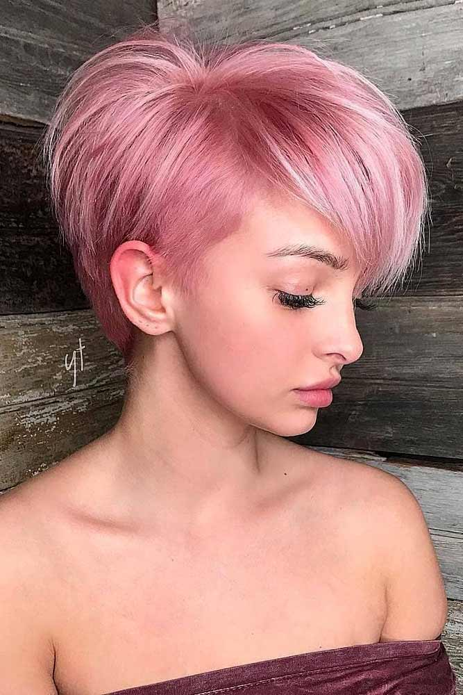 Long Pixie Cut Fresh Look #pixiecut #haircuts #longpixie #shorthair
