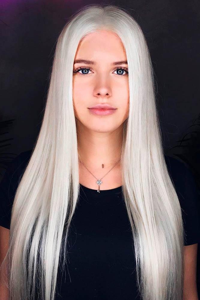 Amazing White Blonde picture1