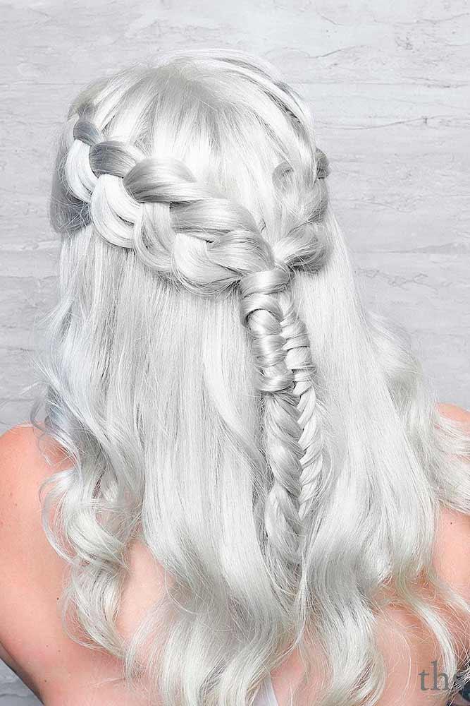 Medium White Blonde picture1