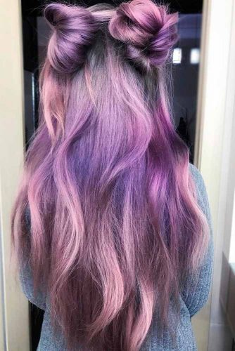 Bright Purple Ombre picture2