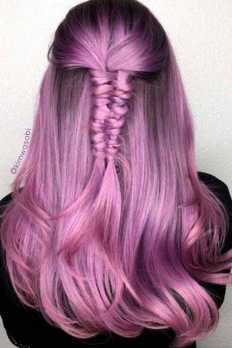 Bright Purple Ombre picture1