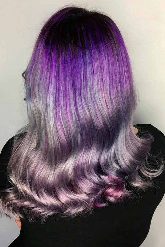 Bright Purple Ombre picture3