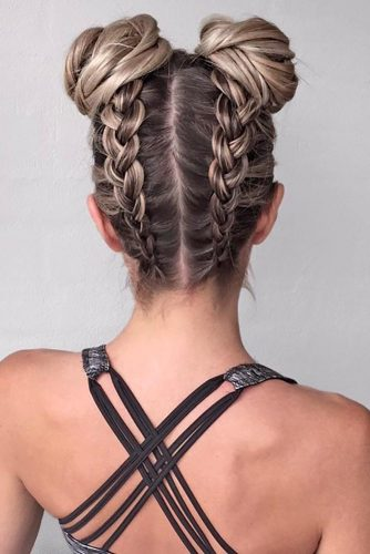 Cool Space Buns to Try picture2