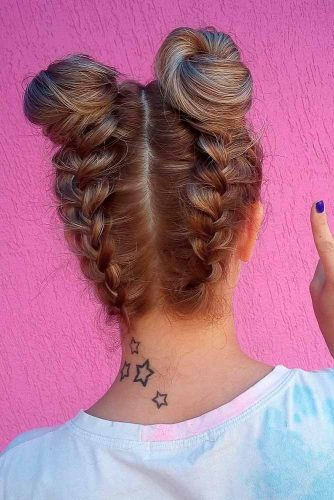 Cool Space Buns to Try picture3