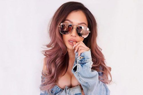 Chocolate Lilac Hair Ideas is the Delicious New Color Trend