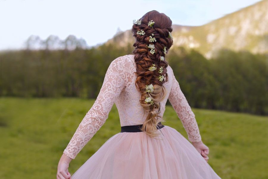 Stylish And Cute Homecoming Hairstyles