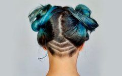 Space Hair Buns to Conquer the Universe
