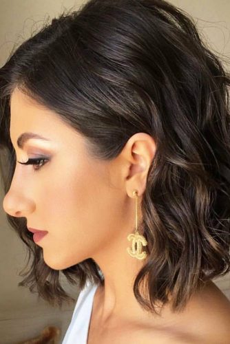 Super Easy Hairstyles for Short Hair picture 3