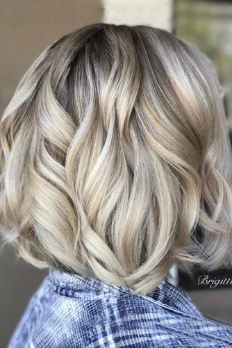 Curling Short Hair in Pastel Shades picture 3
