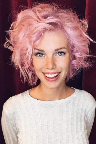 Fantastic Curly Hairstyles for Short Hair picture 2