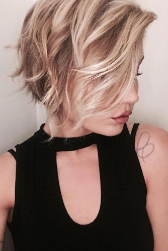 Cute Short Hairstyles with Bangs picture1