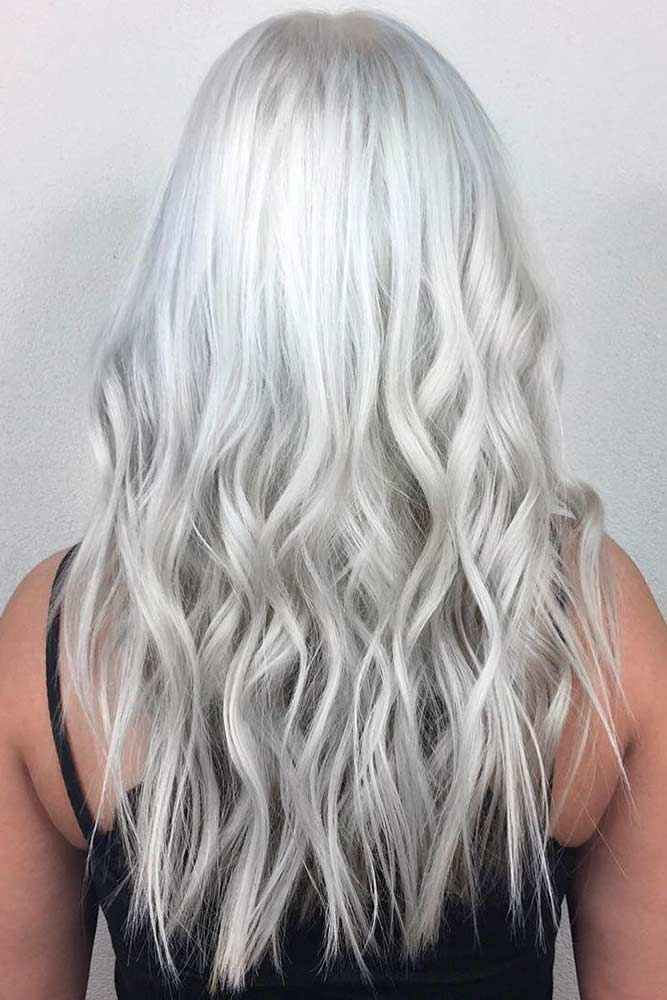 Ice Blonde Hair picture3