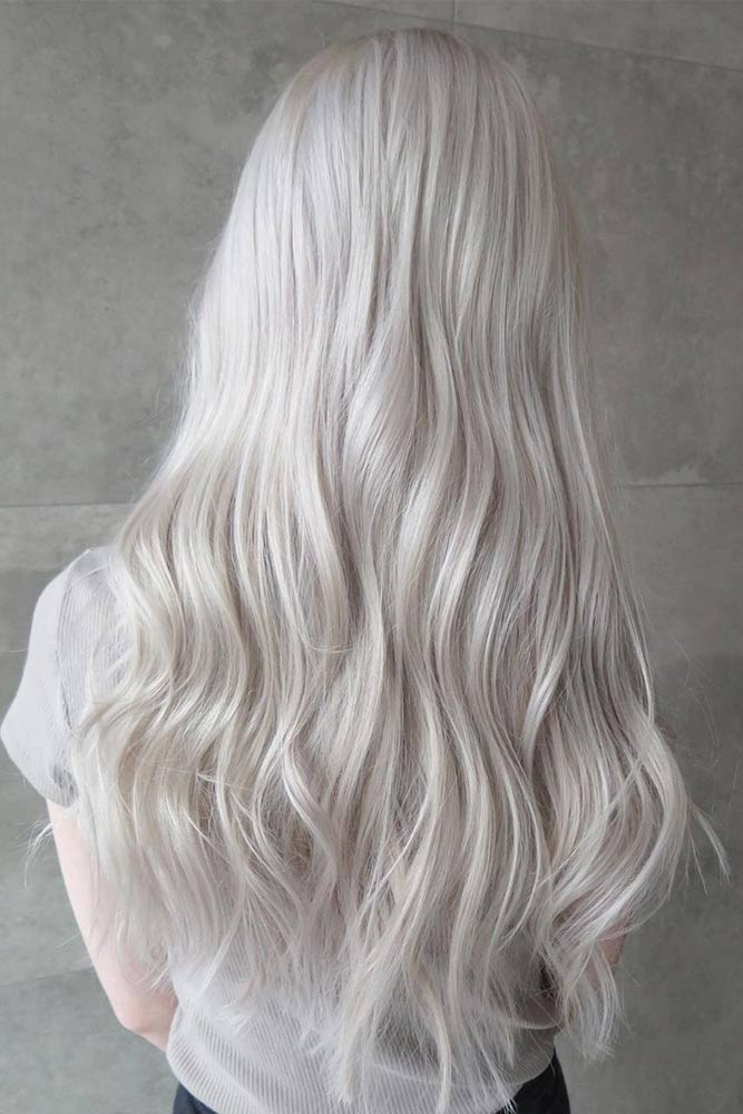 Amazing White Blonde picture 3