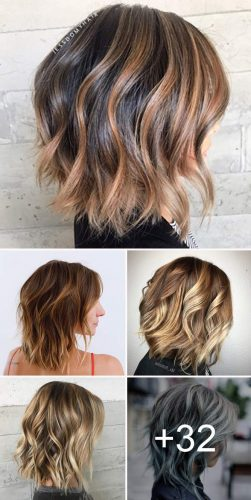 Pretty Styles To Try If You Have Shoulder Length Hair
