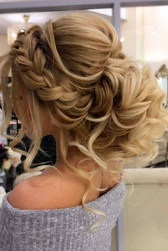 Prom and Homecoming Amazing Hairstyles with Braids picture1