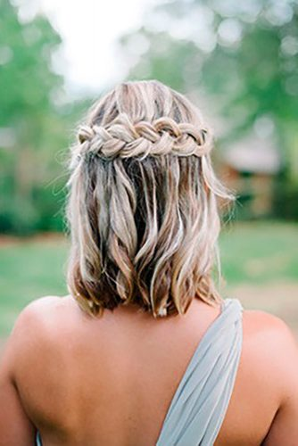 Braided Hairstyles for Short Hair picture3