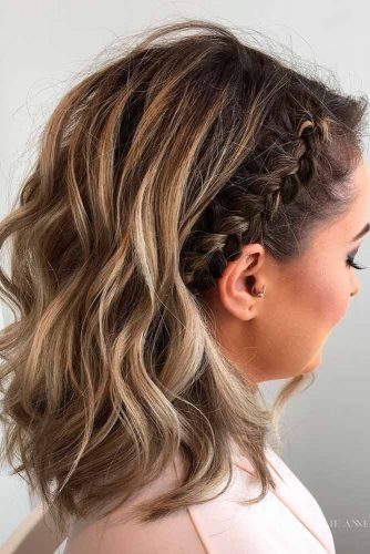 Braided Hairstyles for Short Hair picture2