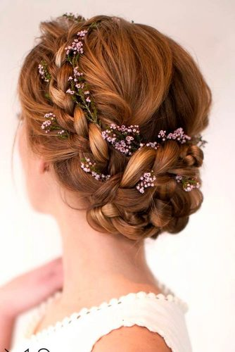 Prom and Homecoming Amazing Hairstyles with Braids picture2