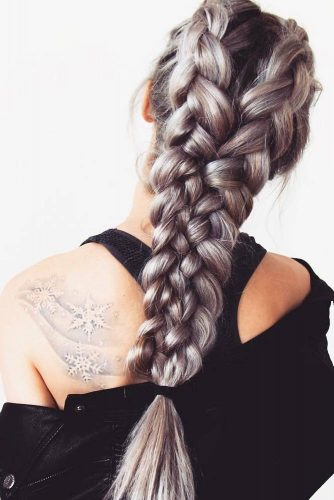 Incredible Cool Braided Hairstyles picture1