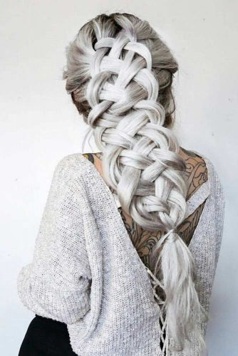 Incredible Cool Braided Hairstyles picture2