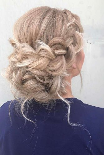 Special Updo Hairstyles for Long Hair picture3