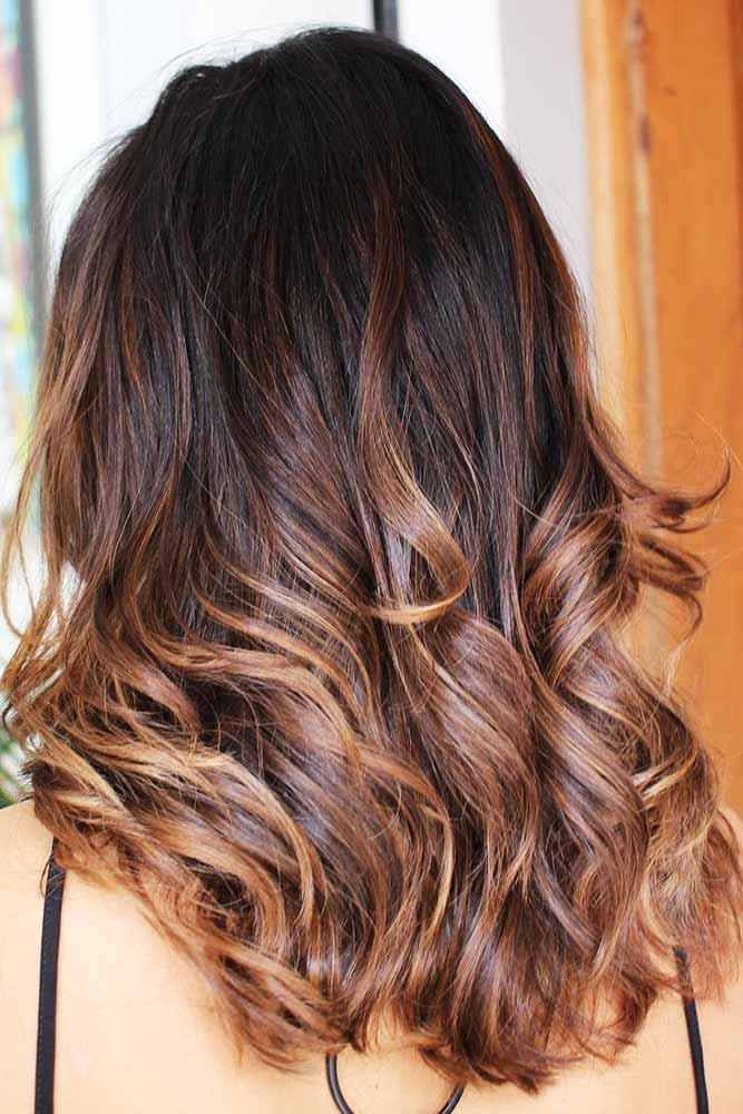 Sombre Ideas Brown #brunette #ombre