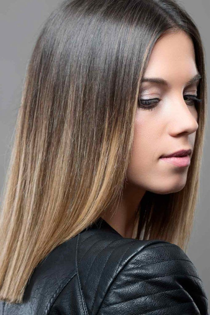 Sombre Hair Color #sombre #lovehairstyles #fallhaircolors