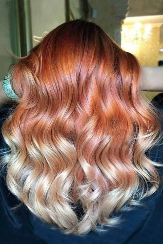 Great Options of Red Ombre picture 2
