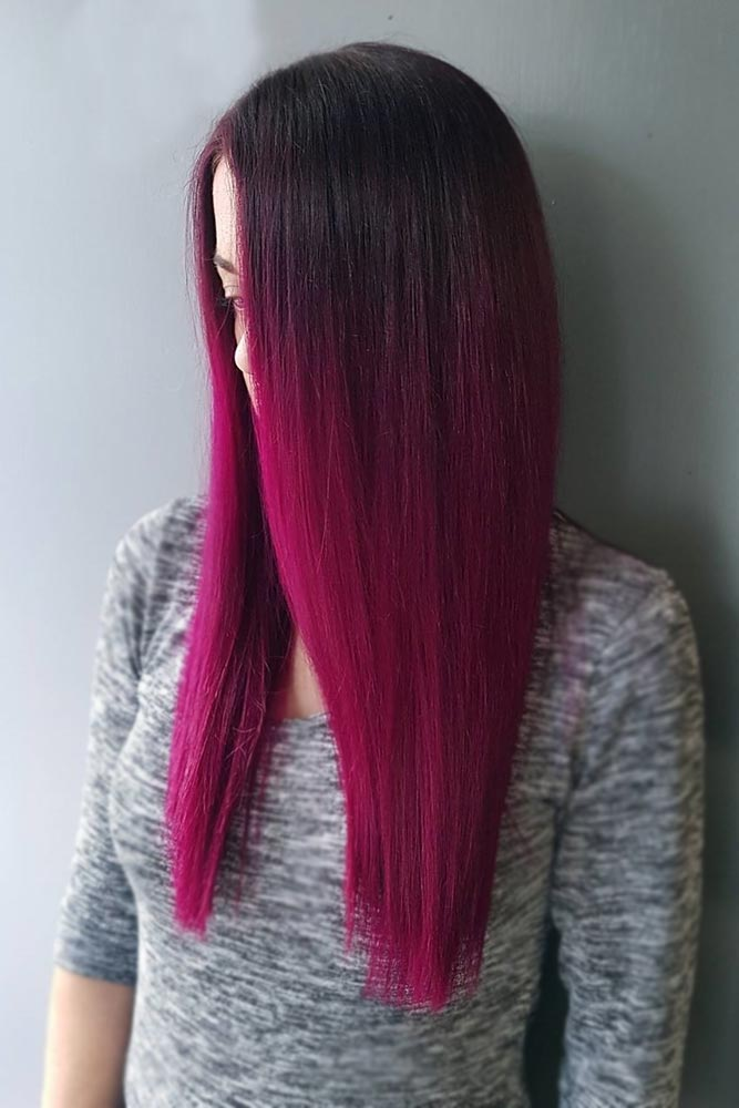 Some Ideas for Dark Hair picture3