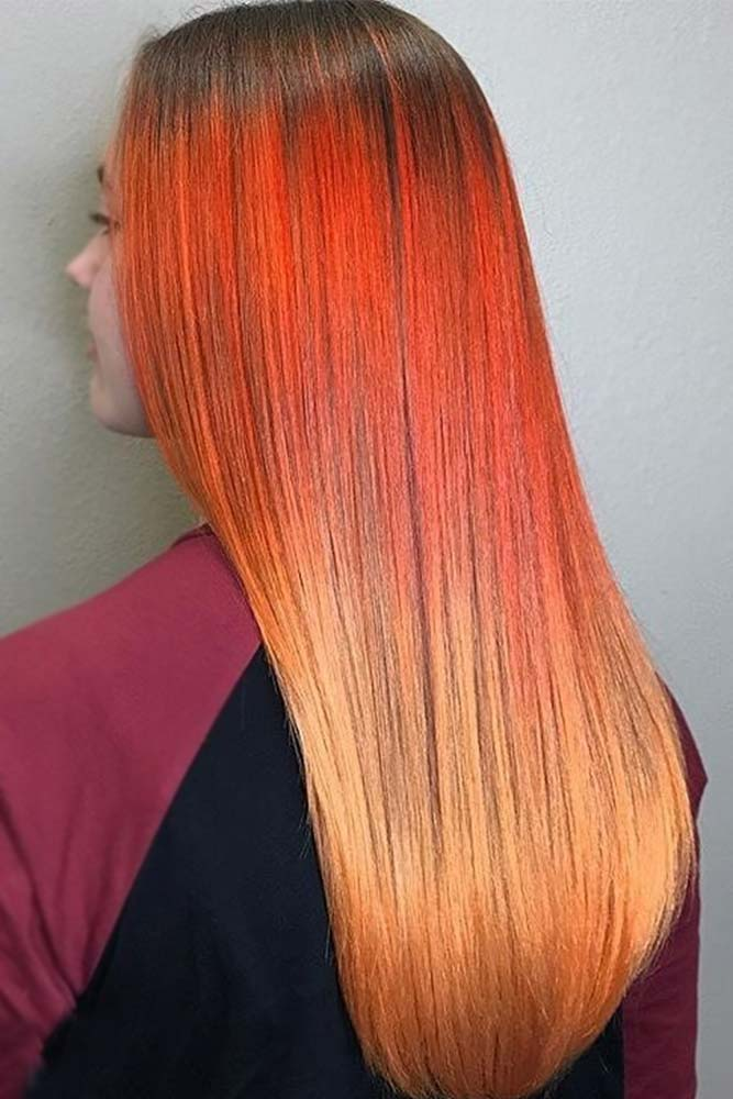 Great Options of Red Ombre picture3