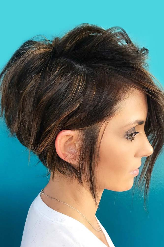 Admirable 70 Amazing Short Haircuts For Women In 2020 Lovehairstyles Com Schematic Wiring Diagrams Amerangerunnerswayorg